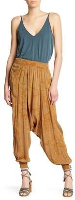 One Teaspoon Old World Printed Harem Pants