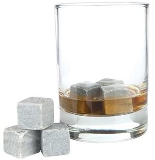 Viski Glacier Rocks: Set of 6 Soapstone Cubes (VISKI)
