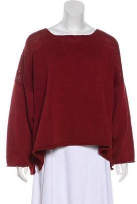 eskandar Oversize Knit Sweater