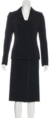 Prada Mini Dress Suit
