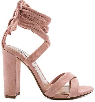 Steve Madden Christey Heel in Pink $110 thestylecure.com