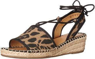 Franco Sarto Women's L-Liona Espadrille Wedge Sandal