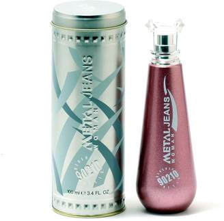 Giorgio Beverly Hills 90210 Metal Jeans SP Eau De Toilette for Women, 3.4 Fluid Ounce