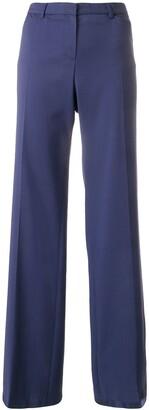 Giorgio Armani Pre-Owned long bootcut trousers