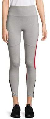 Champion Colorblocked Cropped Leggings