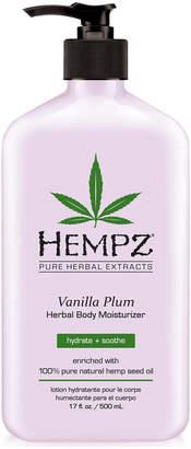 Hempz Vanilla Plum Herbal Body Moisturizer, 17-oz, from Purebeauty Salon & Spa
