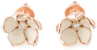 Shaun Leane Cherry Blossom diamond earrings