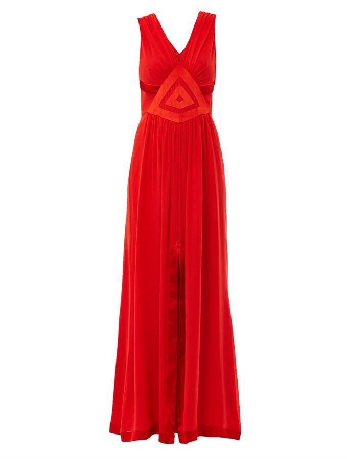 Diane von Furstenberg Chopette dress
