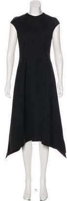 Yumi Eto Casual Midi Dress