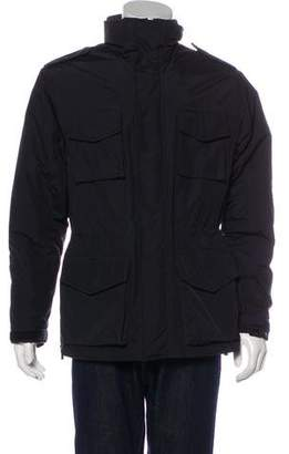 Aspesi Layered Thermore Field Jacket