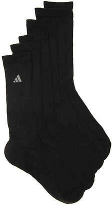 4e599378f adidas Climalite Compression Crew Socks - 6 Pack - Men's