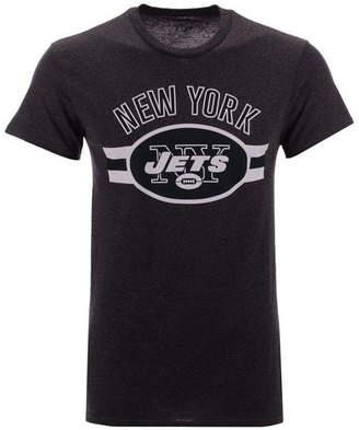 Authentic Nfl Apparel Men's New York Jets Checkdown T-Shirt