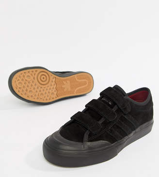 aa951c983961 adidas Skateboarding Skate Boarding Matchcourt Cf Trainers With Straps