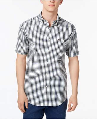 Tommy Hilfiger Men's Quin Plaid Shirt