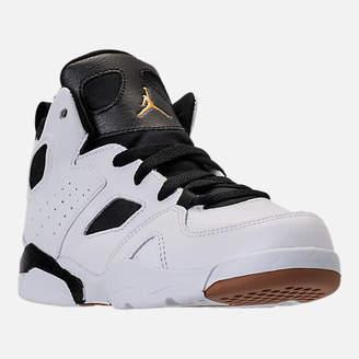Nike Girls' Preschool Air Jordan Flight Club '91 Basketball Shoes