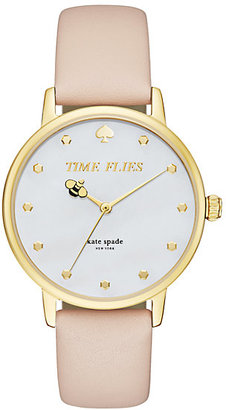 Time flies metro watch $195 thestylecure.com