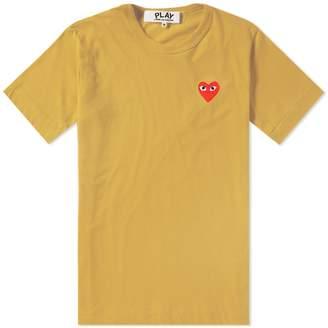 Comme des Garcons Colour Series Logo Tee