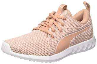 Puma Damen Carson 2 Nature Knit WN's Cross-Trainer, Pink (Pearl-Peach Beige), 40.5 EU