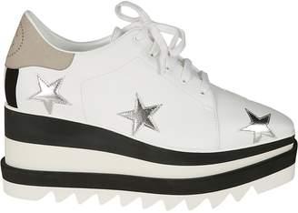 Stella McCartney Embellished Platform Sneakers