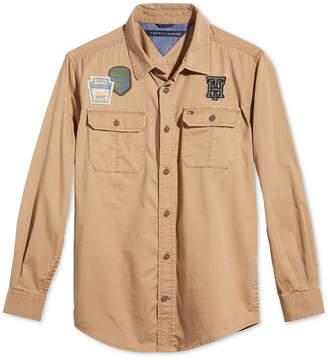Tommy Hilfiger Little Boys Jamison Cotton Shirt