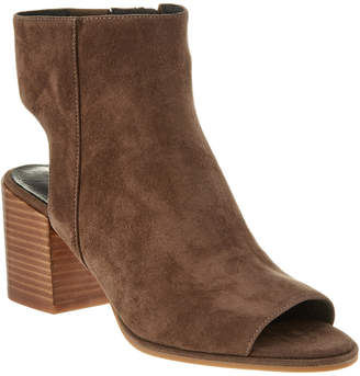 Kenneth Cole New York Charlo Suede Cutout Bootie