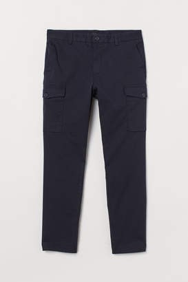 H&M Cargo trousers Slim Fit