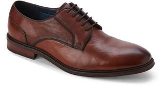 Steve Madden Tan Biltmore Plain Toe Derby Shoes