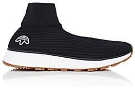 adidas by Alexander Wang Women's Run Clean Knit Sneakers - Black