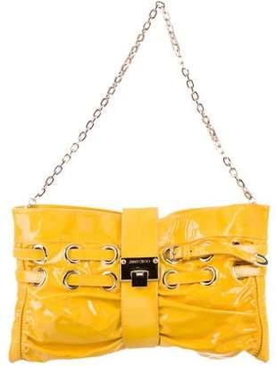 Jimmy Choo Patent Leather Bag