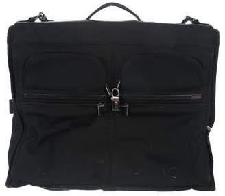 Tumi Leather-Trimmed Garment Bag