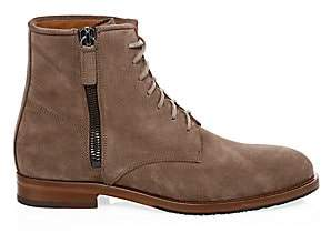 Aquatalia Men's Vladimir Suede Ankle Boots