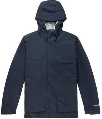 Wyatt NN07 Gore-Tex Hooded Down Jacket