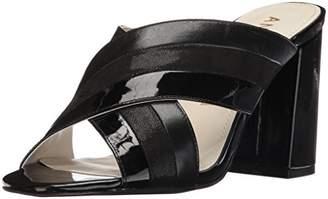 Anne Klein Women's Wileta Leather Mule