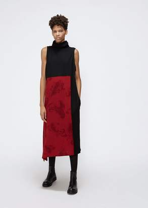 Yohji Yamamoto Y's by Sleeveless Turtleneck Dress