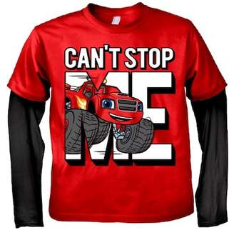 Freeze Blaze and the Monster Machines Can't Stop Me Twofer Tee (Toddler & Little Boys)