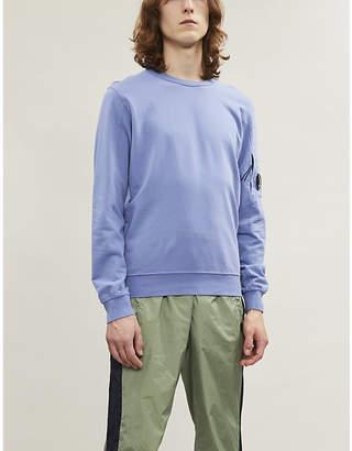 C.P. Company Lens cotton-jersey sweatshirt