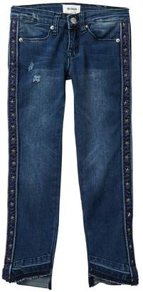 Hudson Jeans Star Ankle Skinny Jeans (Big Girls)