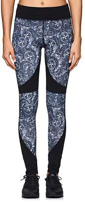 Cory Vines Apparel Women's Lane Abstract-Print Microfiber Leggings