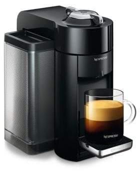 Nespresso Vertuo Coffee Machine by De'Longhi, Black ENV135BCA