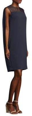 Max Mara Sospiro Cape Dress