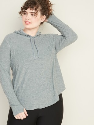 Old Navy Breathe ON Plus-Size Pullover Hoodie