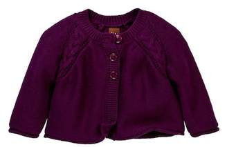 Tea Collection Agatha Cardigan (Baby Girls)