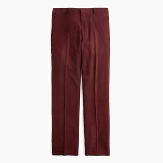 J.Crew Ludlow Classic-fit suit pant in Italian corduroy