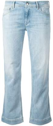 The Seafarer bootcut cropped jeans