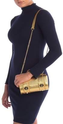 Persaman New York Tatiana Leather Satchel