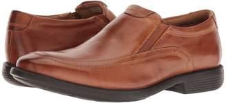 Nunn Bush Dylan Moc Toe Loafer with KORE Walking Comfort Technology Men's Slip-on Dress Shoes