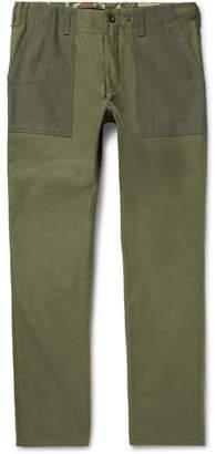 Rag & Bone Slim-Fit Cotton Trousers