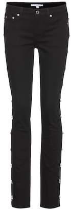 Givenchy Embellished skinny jeans