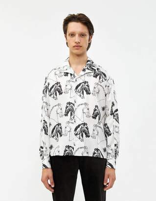 Goetze Exclusive Silk Twill Dylan Shirt