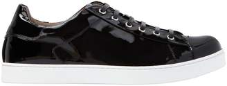 Gianvito Rossi Patent Leather Sneakers
